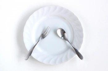 空いたお皿