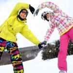 スキー・スノボで気になる彼との距離を縮める方法