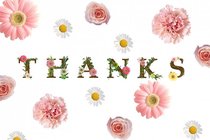 ありがとうは魔法の言葉!感謝でどんどん幸せになれる理由とは?