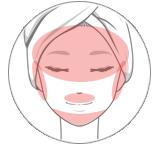銀座カラー 顔脱毛