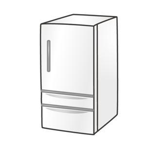 冷蔵庫が空っぽ