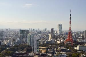 東京の縁結び