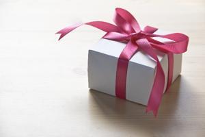 手作りのプレゼント