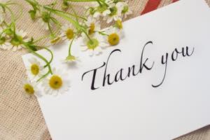 具体的に感謝を伝える