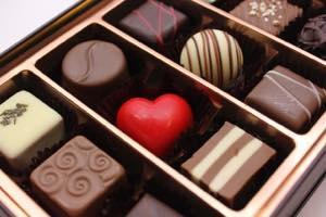 本命へのチョコレート選び
