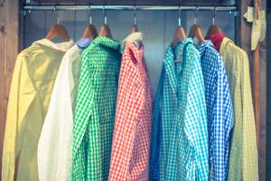服の色を変える