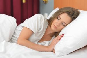 睡眠不足による肌荒れ