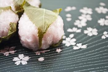 桜の葉:クマリン