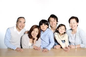 家族への紹介