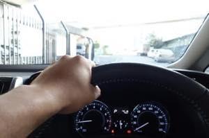 長距離ドライブ
